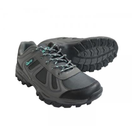 Gatti Women Hiking Shoe DENISE Grey Turquoise 207201-11
