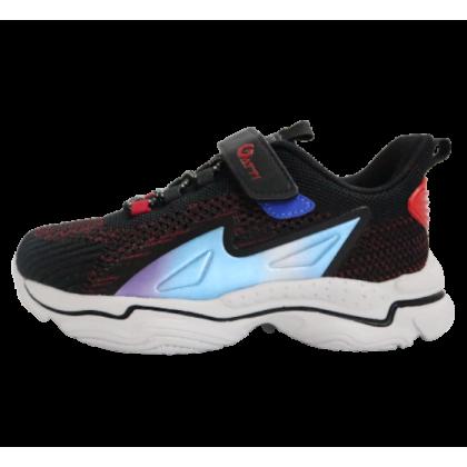 Gatti Junior Running Kid Shoe MISINON Black 208319-01