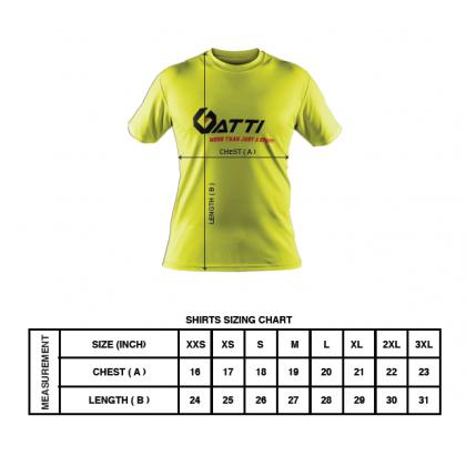 Gatti Soccer Football Sport Team Jersey ATRONI 512008